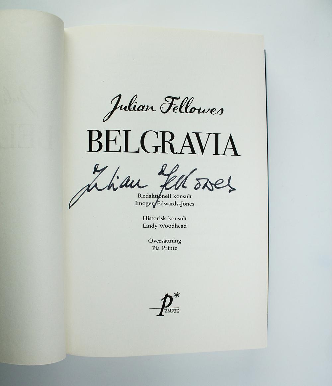 belgravia-signering