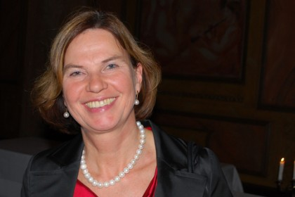 Maria Schottenius. Foto: Jessica Björkäng.
