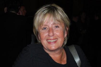 Lisbeth Larsson. Foto: Jessica Björkäng