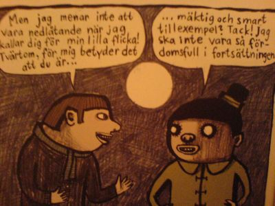 cynisk flickvän Vänersborg
